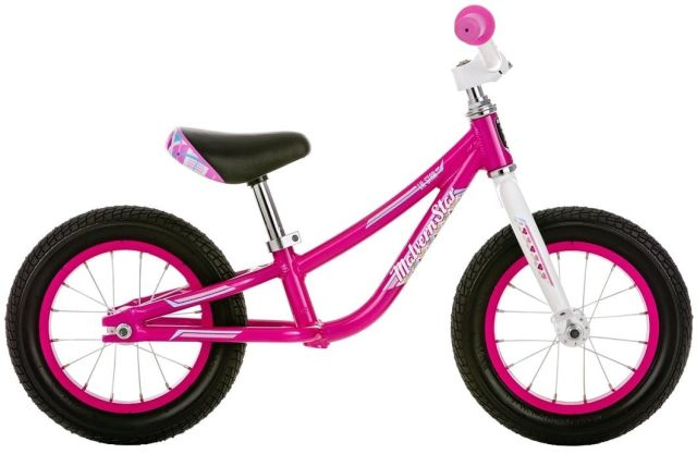 "12"" Malvern Star Lil Star Balance - Pink"