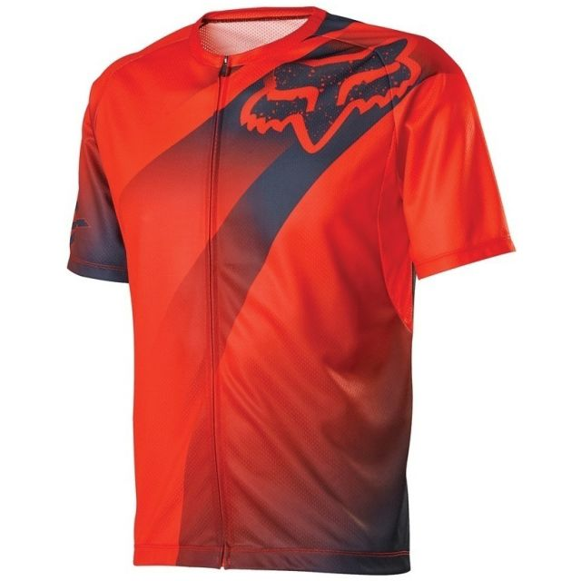 Fox Livewire Descent Jersey - Orange