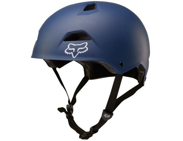 Fox Flight Sport Helmet [Colour: Blue] [Size: L]