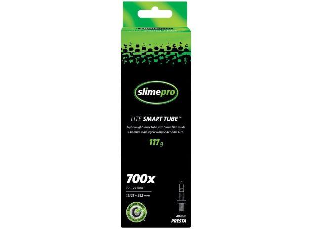 Slime Lite 700c x 19-25 Tube Presta Valve