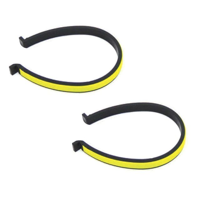 Safety Trouser Plastic Fluro Bands