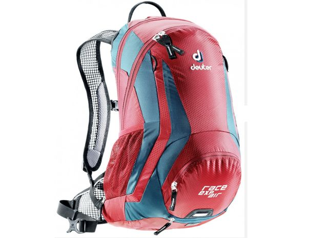 Deuter Race Exp Air Backpack - 15 Litre Cranberry