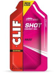 Clif Shot Energy Gel Razz 34g each