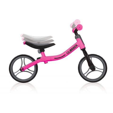 Globber Go Balance Bike Pink