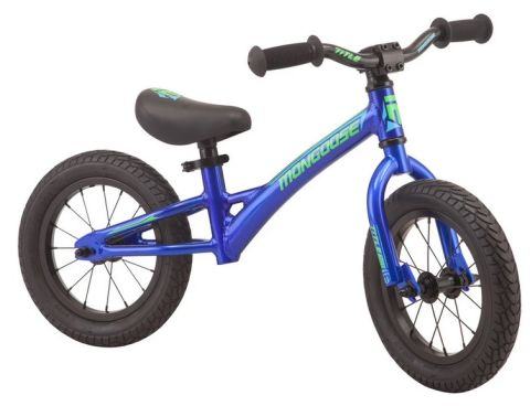 Mongoose Title Tot Balance Bike Blue