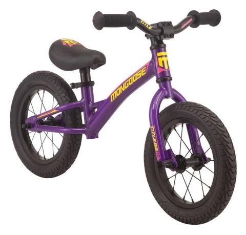 Mongoose Title Tot Balance Bike Purple