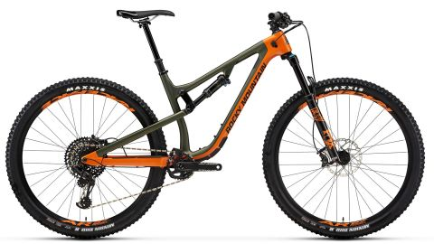 Rocky Mountain Instinct C70 2019 Green/Orange