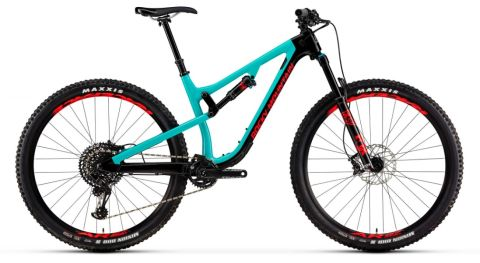 Rocky Mountain Instinct C70 2019 Blue/Black
