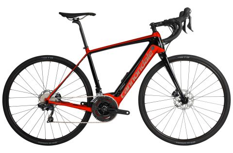 Cannondale Synapse Neo 2 2020 Acid Red