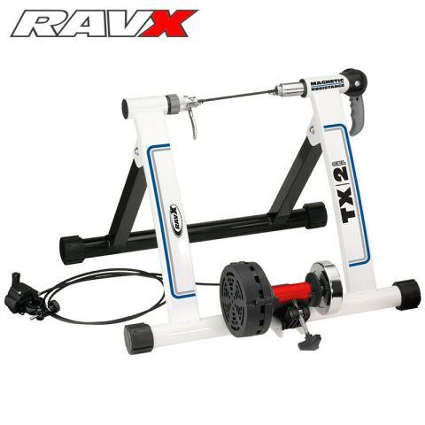 RavX Trainer with Gel Roller and Remote Resistance Adjustment
