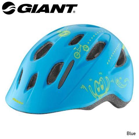 Giant Holler Helmet -Blue  XS 46-51cM