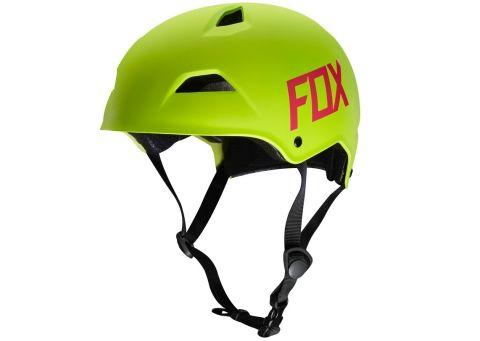 Fox Flight HS Helmet -Yellow  L