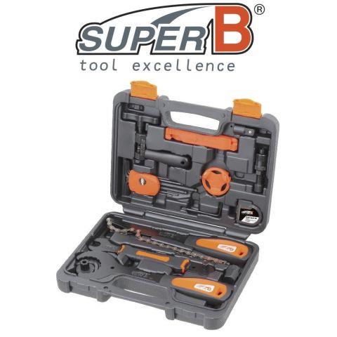 Super B Professional Bicycle Tool Icetoolz Kit