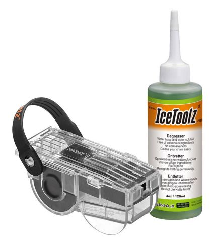 Icetoolz Chain Cleaner and Degreaser 120ml