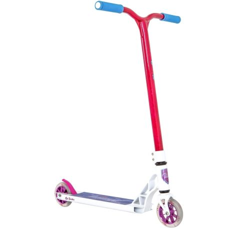 Grit Vibes Destiny Scooter White/Pink