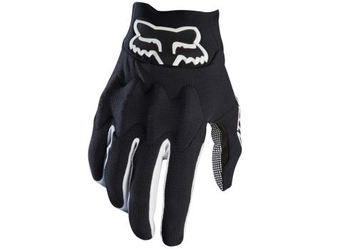 Fox Attack Gloves 2017 [Colour: Black/White] [Size: