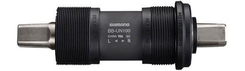 Shimano UN100 122mm Square Taper Bottom Bracket (EB