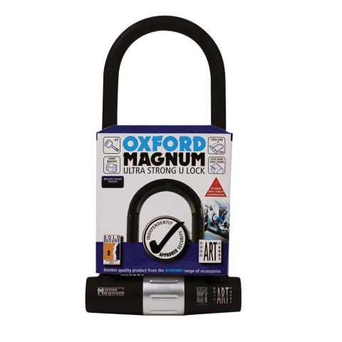 Lock Shackle Oxford Magnum