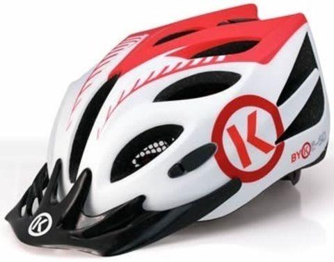 Byk E-50 Kids Helmet -Red  S 52-57cM