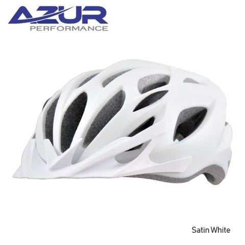 Azur L60 Helmet -Satin White  S/M