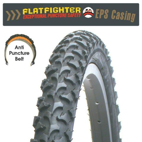 Tyre 26 x 1.95 Bikecorp Flat Fighter