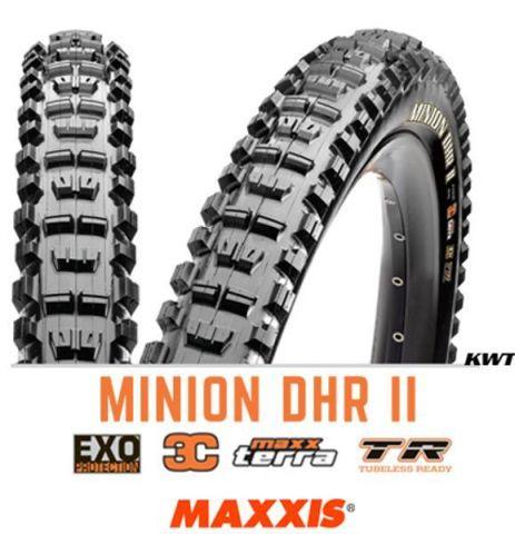 """Maxxis Minion Dhr II 29"""" x 2.30 Tyre"""