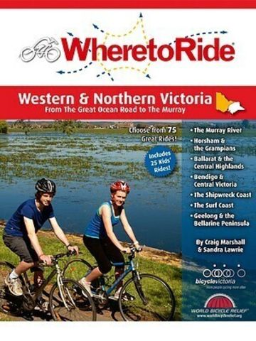 Book Where To Ride Western & Northern Victoria