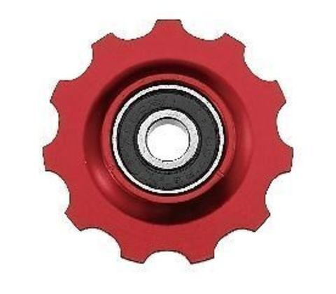 Rear Derailleur Part Pulley Wheel Alloy Set