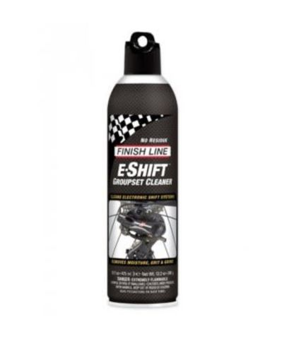 Cleaning E-Shift Aero