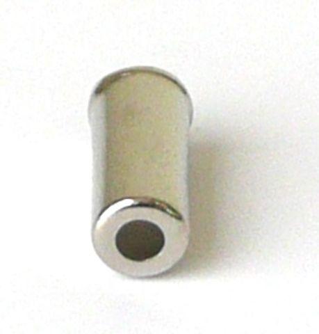 Gear Cable End Cap Brass 4mm Dia each