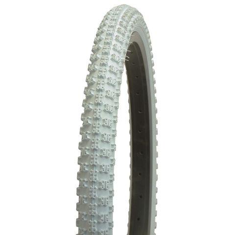 Bikecorp 16 x 2.125 Kids Bike Tyre - White
