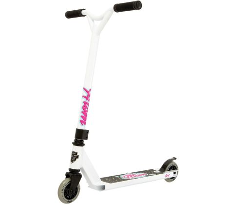 Grit Atom Scooter White