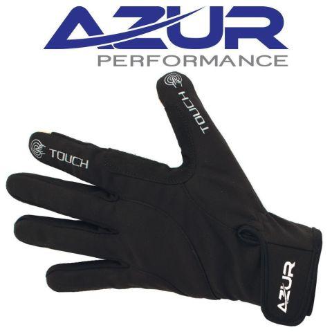 Azur L20 Full Finger Gloves -Black  L
