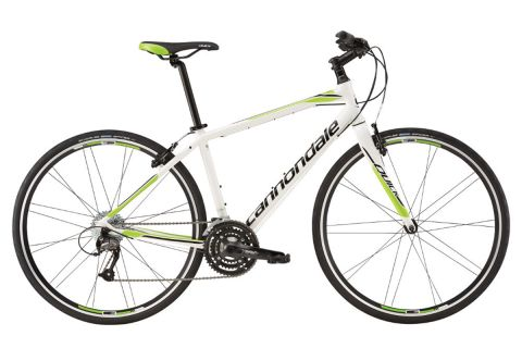 Cannondale Quick 4 White