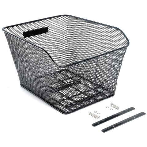 Bikecorp Mesh Wire Rear Basket
