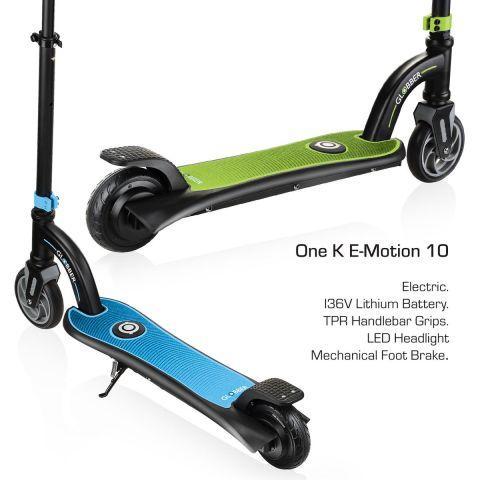 E-Scooter Globber Electric K E-Motion 10