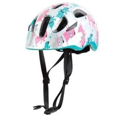 Azur J35 Kids Helmet -Pink/Mint DoggieS