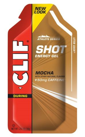 Clif Shot Energy Gel Mocha 34g