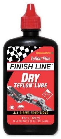 Lube Finish Line Dry Lube Teflon+ 4oz