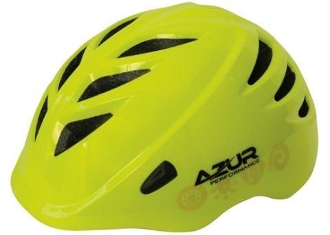Azur T20 Helmet -YellowSize XS 47-50cM