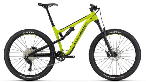 Rocky Mountain Thunderbolt Alloy 10 Green