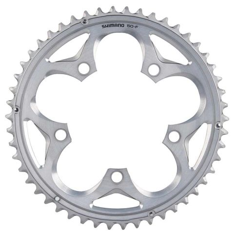 Shimano 105 5750 10-Speed 50T Chainring (Y1M598010)