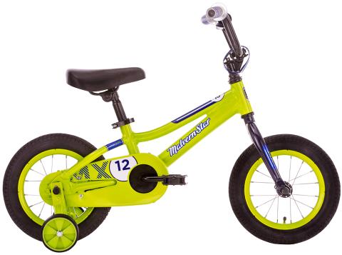 "12"" Malvern Star MX12 - Green/Blue"