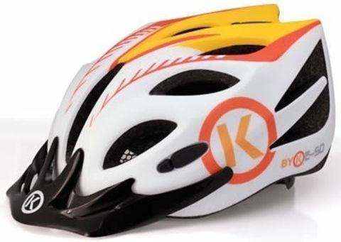 Byk E-50 Kids Helmet -Orange  S 52-57cM