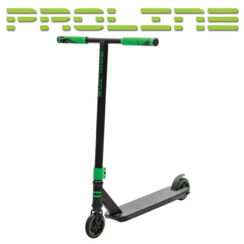 Proline L2 Series Neo Scooter Black/Green