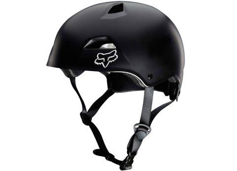 Fox Flux Drafter 2.0 Bike Helmet Black XS//S L//XL 2018 S//M