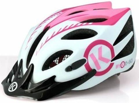 Byk E-50 Kids Helmet -Pink  S 52-57cM