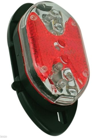Oxford Carrier Fit LED Taillight