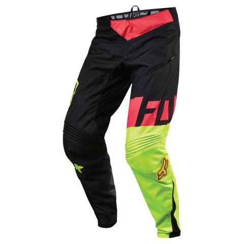 Fox Demo DH Pants 2016 -Yellow  36