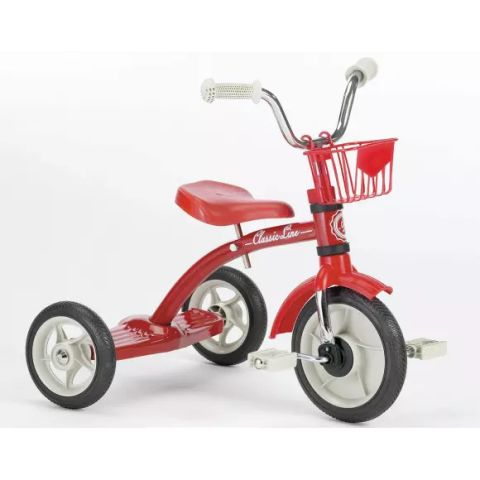 ItalTrike Super Lucy - Red